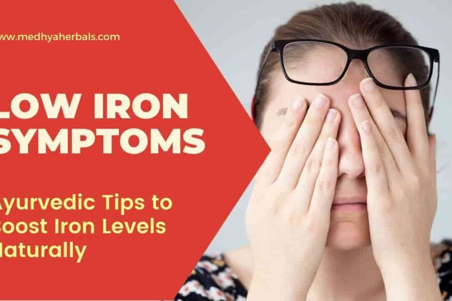 11 Low Iron Symptoms in Women | How to Naturally Increase Iron Levels