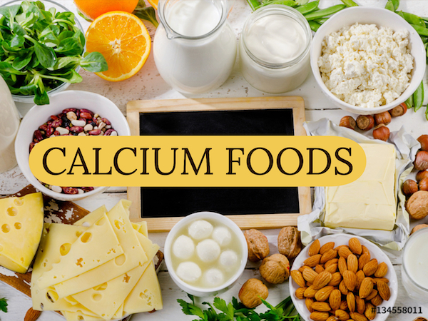 Top 10 plant based calcium foods and Health Tips