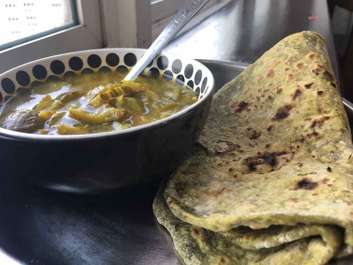 Ridge Gourd Soup (Indian style) to Boost Immunity and Digestion