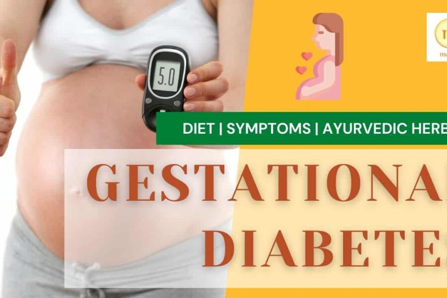 Ayurveda for (Gestational) Pregnancy with Diabetes | 5 Natural Remedies and Yoga