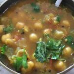 Chickpeas Curry-min