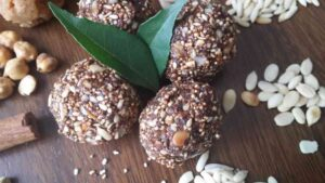 Energy Balls for Iron and Calcium-min