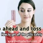how to get off birth control pills safely