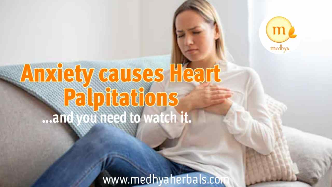 Heart Palpitations and Anxiety – When to and When not to Worry!