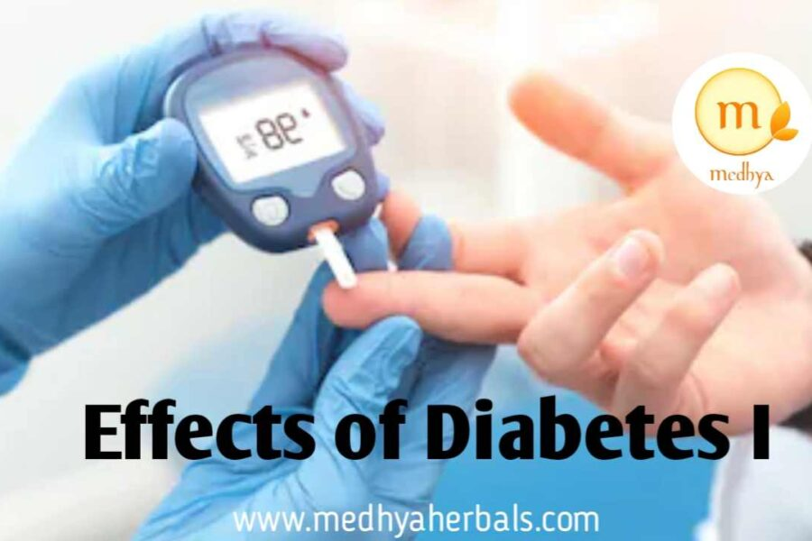 How diabetes affects the body systems