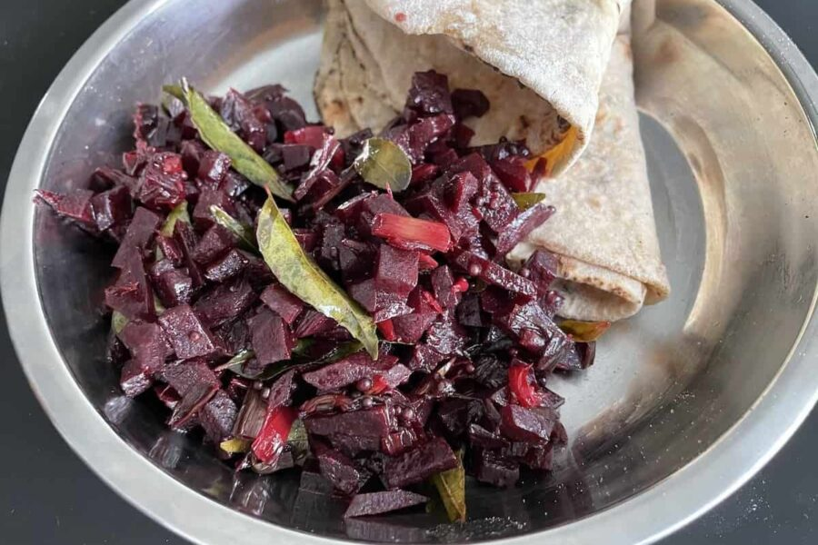 Beetroot Stir-fry | Iron Rich Recipe For Immunity and Healthy Liver