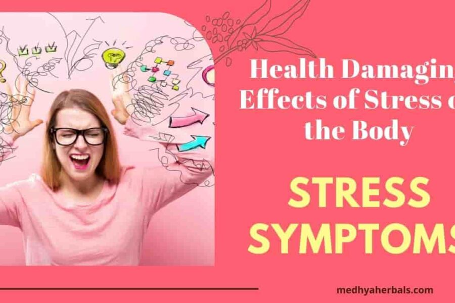 Stress Symptoms & Signs | 9 Health Damaging Effects of Stress on the Body