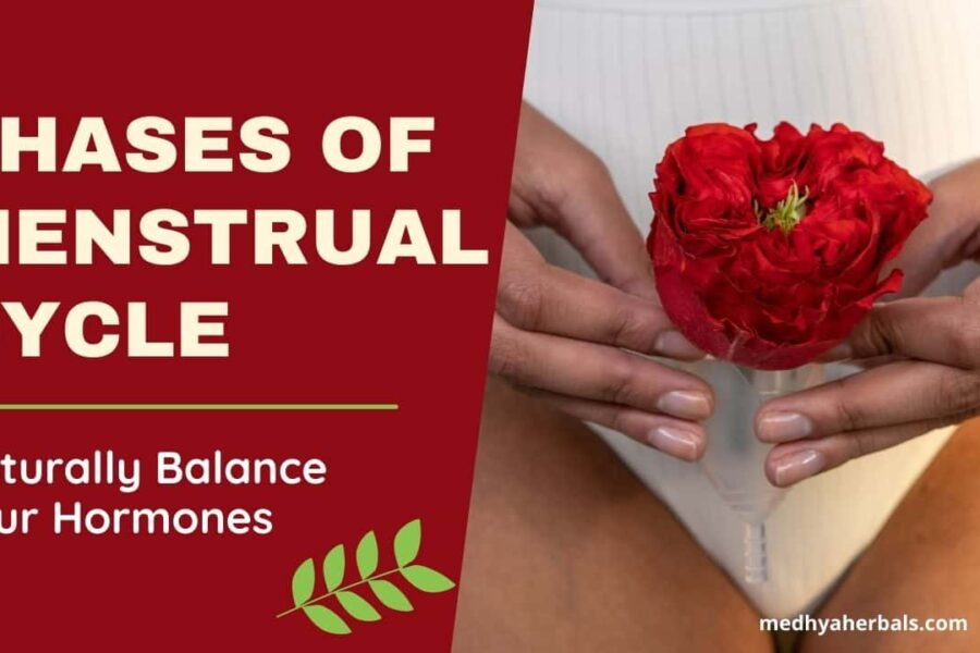 How to Naturally Balance Your Hormones in 4 Phases of Menstrual Cycle