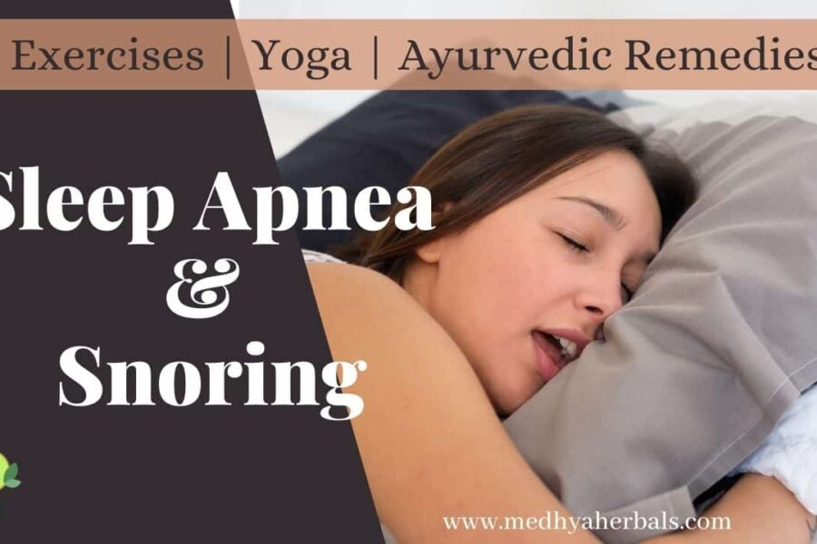 8 Highly Effective Ayurvedic (Natural) Remedies for Relief from Sleep Apnea