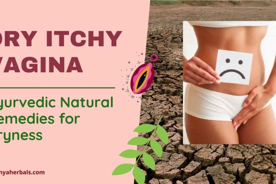 Vaginal Dryness | 12 Best Ayurvedic Natural Remedies for Dry & Itchy Vagina