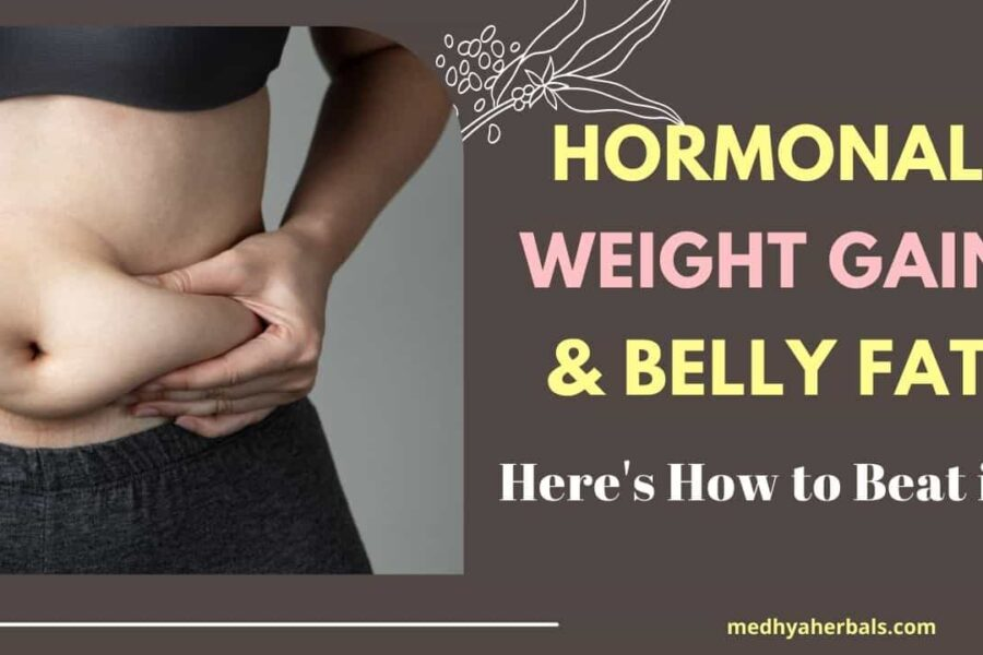 Hormonal Weight Gain & Belly Fat | Here's How You Can Reverse it Naturally!