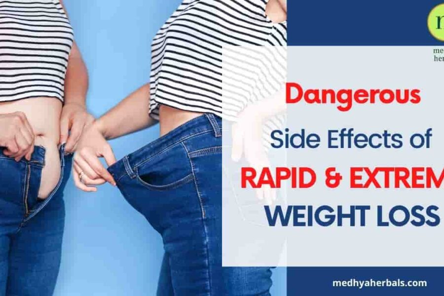 11 Dangerous Side Effects of Rapid Weight Loss That You Shouldn't Ignore