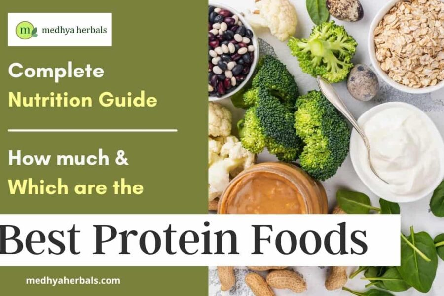 Best Protein Foods Guide | The Ultimate Building Blocks of Our Body